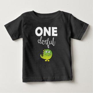 De T-shirt van ONEderful