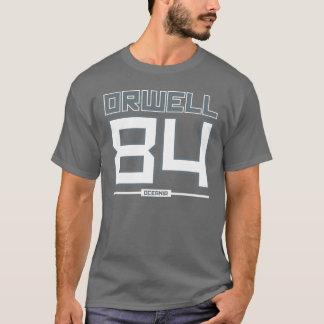 De T-shirt van Orwell