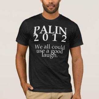 De T-shirt van Palin 2012