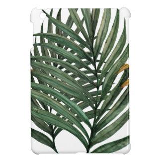 De t-shirt van palmbladen iPad mini cases