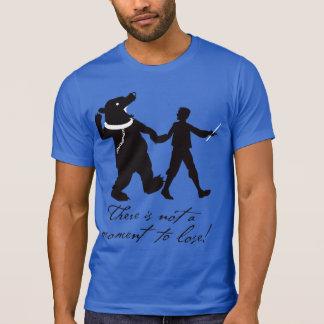 De T-shirt van Patrick O'Brian niet een Te