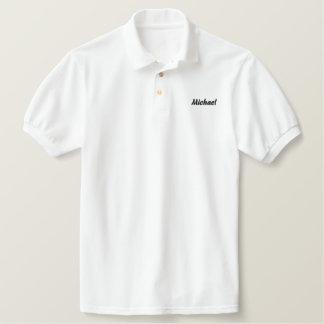 De t-shirt van Personnalized 4xl Geborduurd Poloshirt