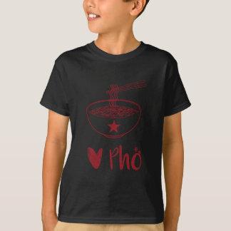 De T-shirt van Pho van de liefde