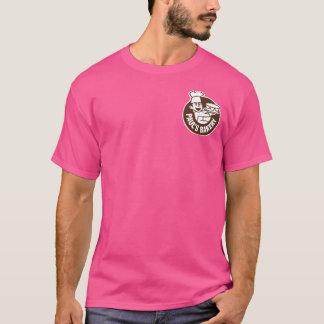 De T-shirt van Pinktober