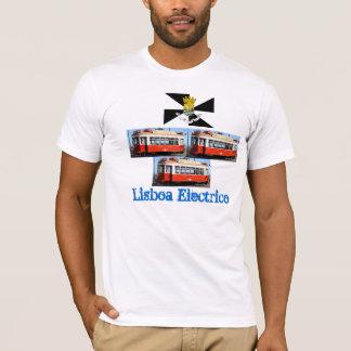 De T-shirt van Portugal Carro Electrico van