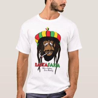 De T-shirt van Rasta