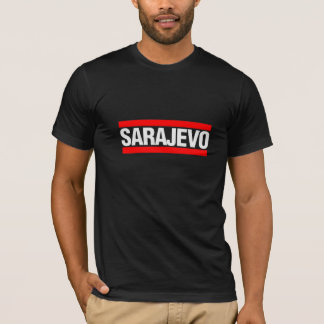 De T-shirt van Sarajevo 1992