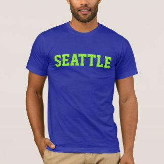 De T-shirt van Seattle