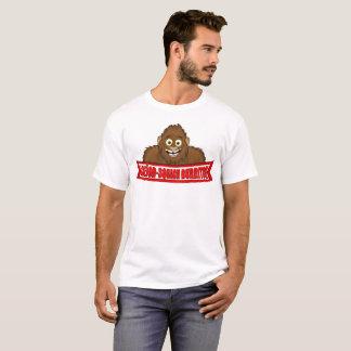 De T-shirt van senor-Squatch Burritos
