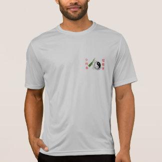 De T-shirt van sport-Tek van de Kungfu van het