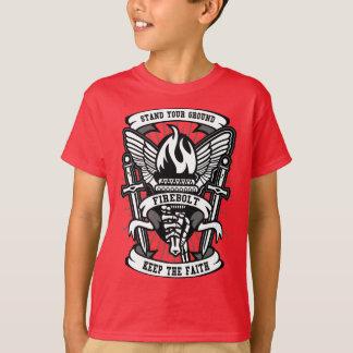 De T-shirt van TAGLESS® van het Kind van de toorts