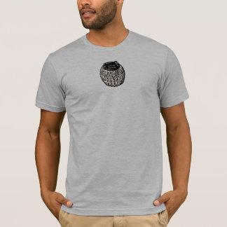 De T-shirt van Typeball