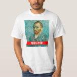 De T-shirt van Vincent van Gogh Selfie