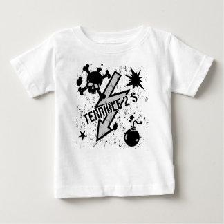 De T-shirt van vreselijke 2 ' S