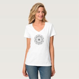 De T-shirt van vrouwen, Rozen zonder doornen