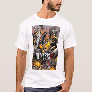De T-shirt van wraakgodin Kaiju - Kunst door Matte