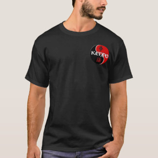 De T-shirt van Yin Yang van Kenpo