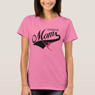 De t-shirtMoederdag van het Mamma van de dans T Shirt
