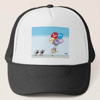 De t-shirts B van Canada - katten Trucker Pet