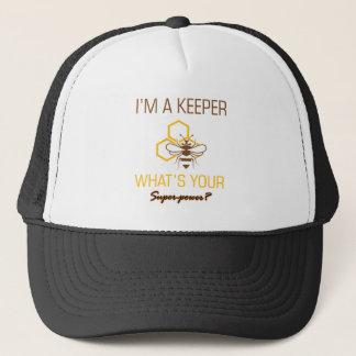 De t-shirts van de Bewaarder van de bij Trucker Pet