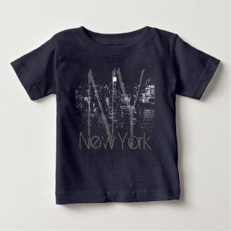 De T-shirts van de Herinnering van New York van de