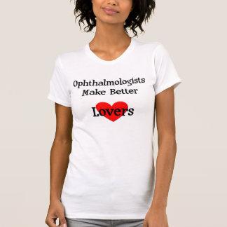 De T-shirts van de oftalmoloog