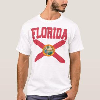 De T-shirts van de Vlag van de Staat van Florida