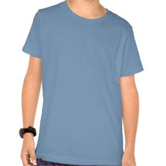 De T-shirts van het kind met de Engelse vlag van U