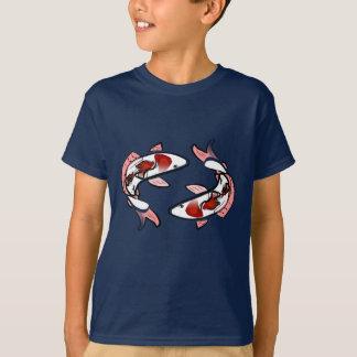 De T-shirts van Kohaku Koi van karpers