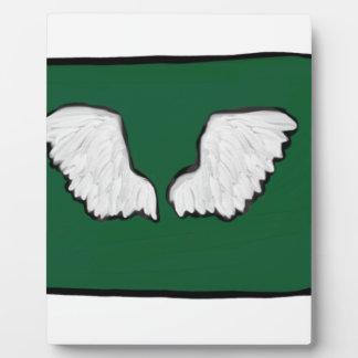 De Taaie Vleugels van Dakota van Norht Fotoplaat