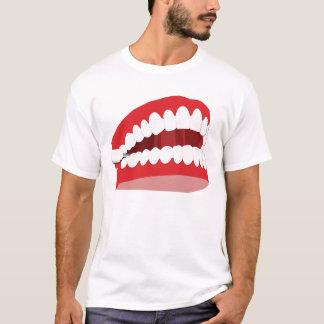 De Tanden van Chattering T Shirt