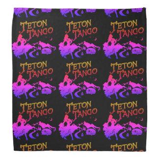 De Tango Bandana van Teton!