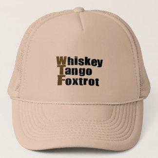De Tango Foxtrot van de whisky Trucker Pet