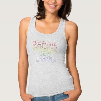 De Tank van de Regenboog van Bernie Sanders