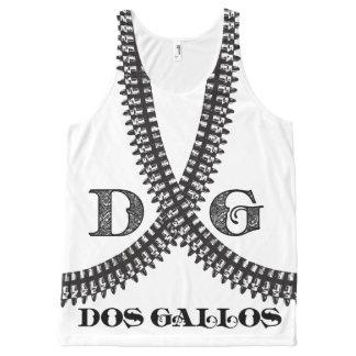 De Tank van de Riem van de Kogel van Dos Gallos