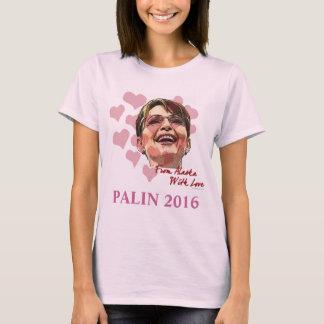 De Tanktop van de Campagne van Palin 2016