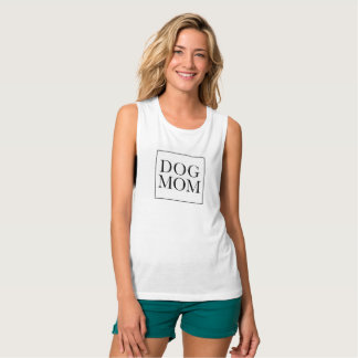 De Tanktop van het Mamma van de hond