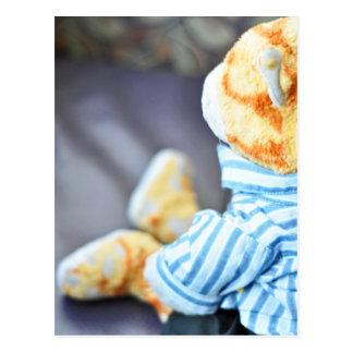 De Teddybeer van Ajay Briefkaart