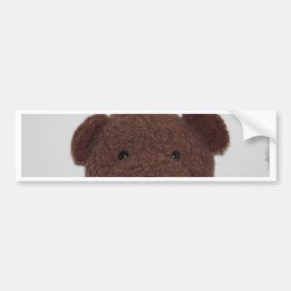 De Teddybeer van Daddys Bumpersticker