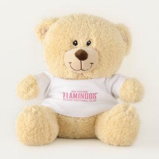 De Teddybeer van de Flamingo's van Baltimore