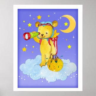 De Teddybeer van Rainmaker Poster