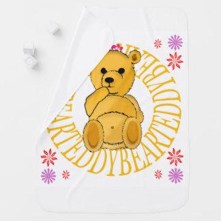 De teddybeer werpt Deken Inbakerdoek