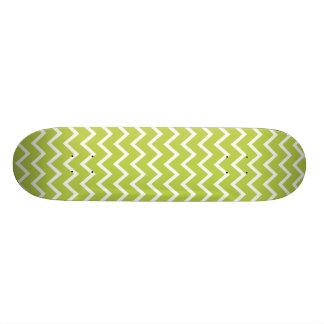 De tedere Chevron van de Zigzag van Spruiten 20,6 Cm Skateboard Deck