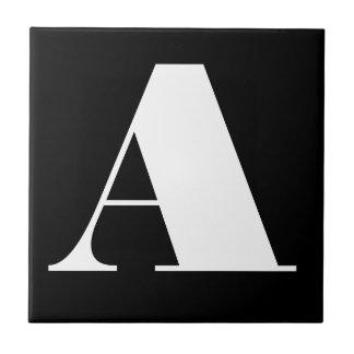 De Tegels van de brief Tegeltje Vierkant Small