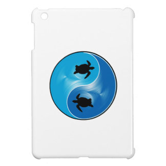 De tegengestelden trekken aan iPad mini cover