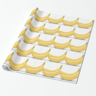 De Tekening van de banaan Inpakpapier