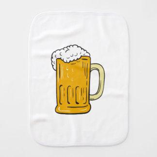 De Tekening van de Mok van het bier Spuugdoekje