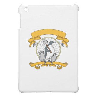 De Tekening van Dreamcatcher van het Kuiken van de Hoesjes Voor iPad Mini