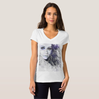 De Tekening van het gezicht T Shirt