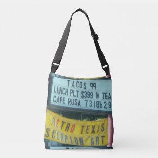 De Tekens van Texas: Het Art. van de schorpioen Crossbody Tas